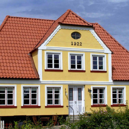 Møøehusets Bed & Breakfast i Havnbjerg
